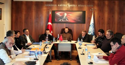 Termik Santrale Karşı Hukukçular Toplantısı yapıldı