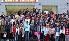 138 öğrenci, 9 öğretmen Çanakkale'ye Uğurlandı