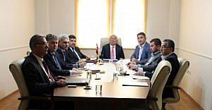 Encümen Toplantısı Yapıldı