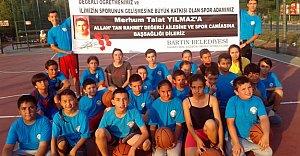 Genç Sporculardan Talat Yılmaz'a Vefa