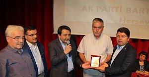 AK Parti Danışma Meclisi...