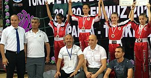 TOKİ'den Bartın'a 4 Madalya