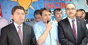 AK Partide Aday Tanıtımı Yapıldı