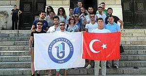 Bartın Üniversitesi Bulgaristan'da Alkışlandı