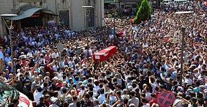 Zonguldak Yusuf'unu Uğurladı