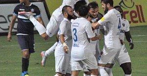 Adana Demirspor 1-3 Kardemir Karabükspor