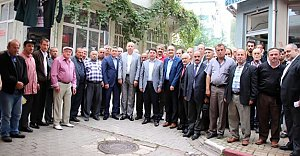 Ak Parti Adayları Arıt'ta
