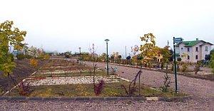 Mugada'ya Karavan Parkı