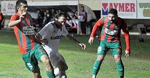 Alanyaspor 1-1 Kardemir Karabükspor