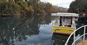 Bartın Irmağı#039;ndaki Kirlilik...