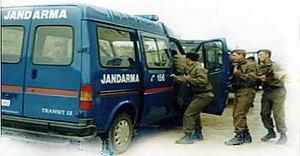 Jandarma#039;dan Sahte İçki Operasyonu