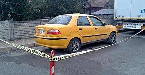 Kayıp Sürücünün Taksisi Bulundu, Kendisi Yok