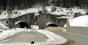 Ilgaz Tüneli'ne 545 milyon TL