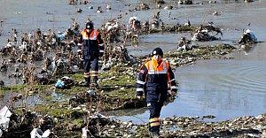 Ördek Avlarken Irmakta Kayboldu