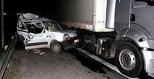 3 kişinin öldüğü kazada TIR sürücüsüne 15 yıl hapis istemi