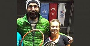 Bartınlı Tenisçinin Yükselişi Sürüyor
