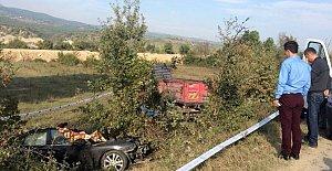 6 ölümlü kazada kamyon sürücüsüne 15 yıl hapis istemi