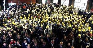 Grizu faciasında ölen 263 madenci dualarla anıldı