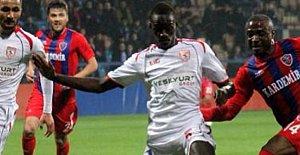 Kardemir Karabükspor 1-0 Samsunspor