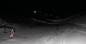 Kartalkaya'da kayak sezonu kapanıyor
