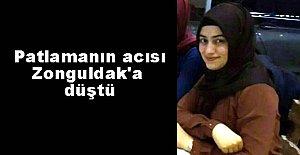 Patlamanın Acısı Zonguldak'a Düştü