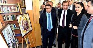 Ressam Dilek Özmen 25.Sergisini Safranbolu'da Açtı