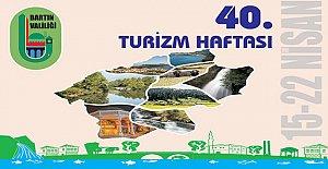 Bartın'da 40. Turizm Haftası Kutlanacak