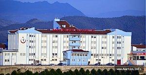 Bartın Devlet Hastanesi'nde Saatler İleri Alındı