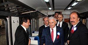 Karabük- Zonguldak demiryolu hattı açıldı