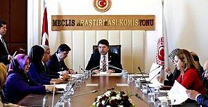 Tunç, Meclis Araştırma Komisyonu Başkanı Seçildi