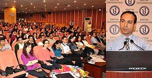Açıkgöz, SHMYO Öğrencilerine Hastane Yönetimi Anlattı