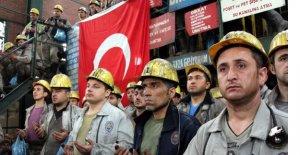 Grizuda ölen 30 madenci dualarla anıldı