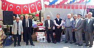 Kozcağız'da Hayır Çarşısı Kermesi Açıldı