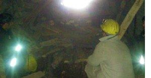 Maden işçilerinin eylemi 9'uncu gününde