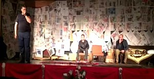 Mahkumlardan Tiyatro Gösterisi