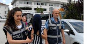 3 kadın hırsızlıktan gözaltına alındı
