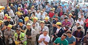Amasra#039;da Madenciler Ayakta