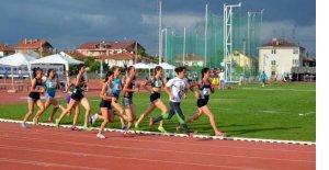 Gençler atletizm şampiyonasında 2 Türkiye rekoru kırıldı
