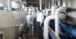 Su Seviyesi Otomatik Kontrol Edilecek