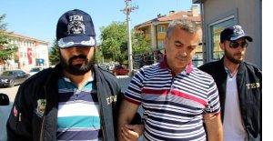 Aranan Yargıtay üyesi gözaltına alındı