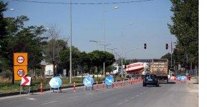 D-100 Karayolunun Ankara yönü ulaşıma açıldı