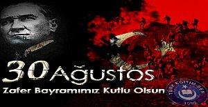 Ağustos Türk'ün Zafer Ayıdır