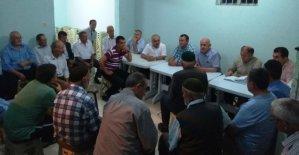 Eski Hamidiye'de Referandum İçin İlk Adım Atıldı