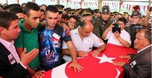Şehit Onbaşı'yı 5 bin kişi uğurladı