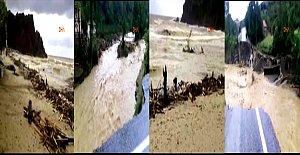 Sel Felaketinin Yeni Görüntüleri Ortaya Çıktı