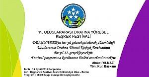 Drahna'da Hem Bayram Hem Festival