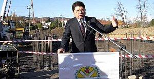 Kozcağız atıksu arıtma tesisi ikmal inşaatı ihalesi 5 Ekim'de