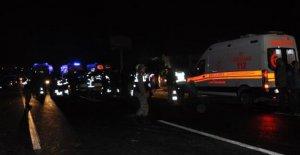 2 kişinin öldüğü kazada TIR sürücüsüne 6 yıl hapis