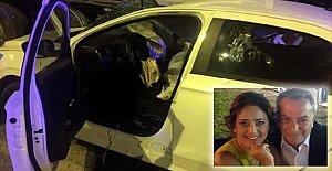 8 aylık evli çifti trafik kazası ayırdı