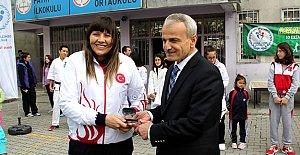 Bartın'da Sporun En'leri ödül töreni